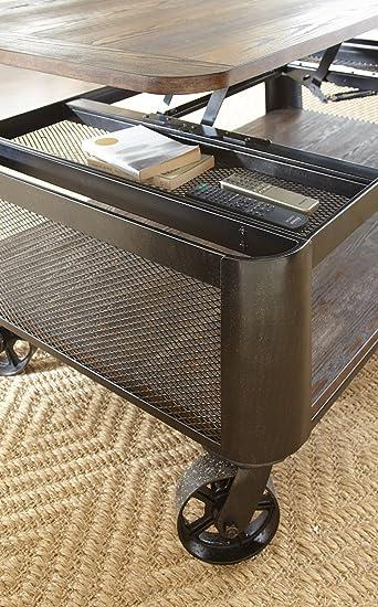 Steve Silver Barrow Lift Top Coffee Table - a good cheap living room table