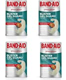 Band-Aid Brand Advanced Protection Blister, Adhesive Bandages For Toes vRCJzT, 4Pack (8 Count)