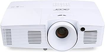 Acer Basic X125H - Proyector (3300 lúmenes ANSI, DLP, XGA ...