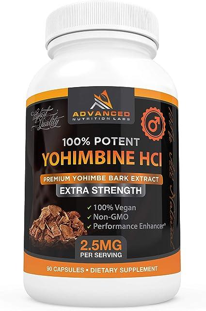 yohimbe fat burner efecte secundare