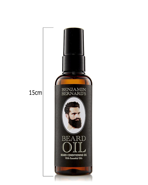 Aceite Para La Barba Benjamin Bernard - 100 ml por solo 12,99€