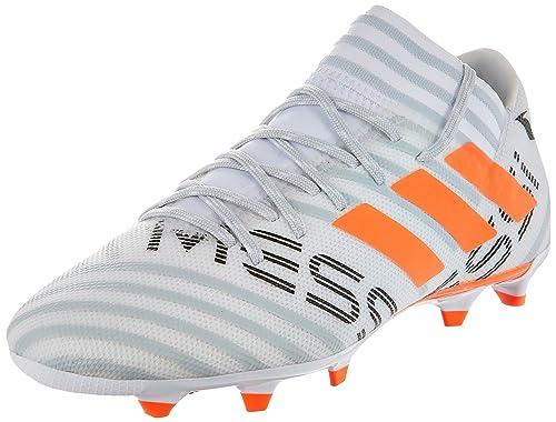 Adidas Men s Nemeziz Messi 17.3 Fg Ftwwht Sorang Clegre Football Boots - 10  UK 4c5783713bf60