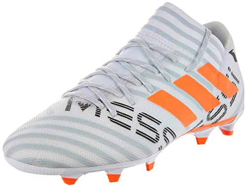 TG. 43 1/3 EU adidas Nemeziz Messi 73 FG Scarpe da Calcio Uomo Blu Footwear