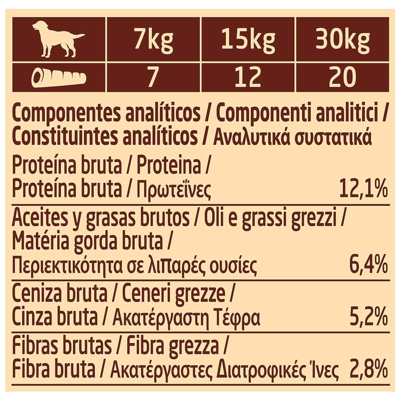 Delibakie Biscotti Snack Perro 270 g - 270 gr: Amazon.es: Productos para mascotas