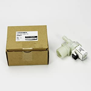 Fisher & Paykel 529827 Dishwasher Single Inlet Valve