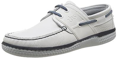 124593cc8d87d TBS Winchs, Chaussures bateau homme - Blanc (Blanc Marine), 40 EU ...