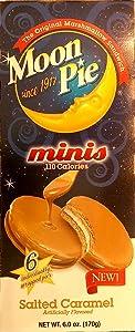 Moon Pie Minis - Salted Caramel (110 Calories) 6 Ct.
