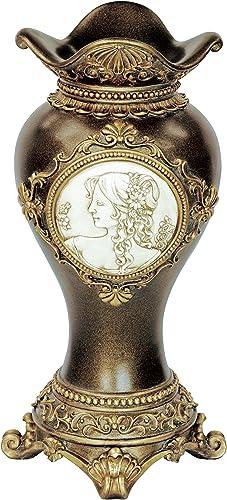 OK Lighting Grecian Vase