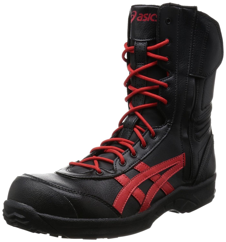 [ノサックス] Nosacks 溶接 炉前作業用安全靴 半長靴 B00N3NKXPS JP JP26.5cm(26.5cm) ブラック