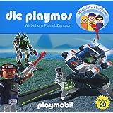 Die Playmos, Folge 29: Wirbel um Planet Zentauri