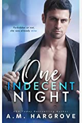 One Indecent Night: A Friends To Lovers Stand Alone Romance (A West Sisters Novel) Kindle Edition