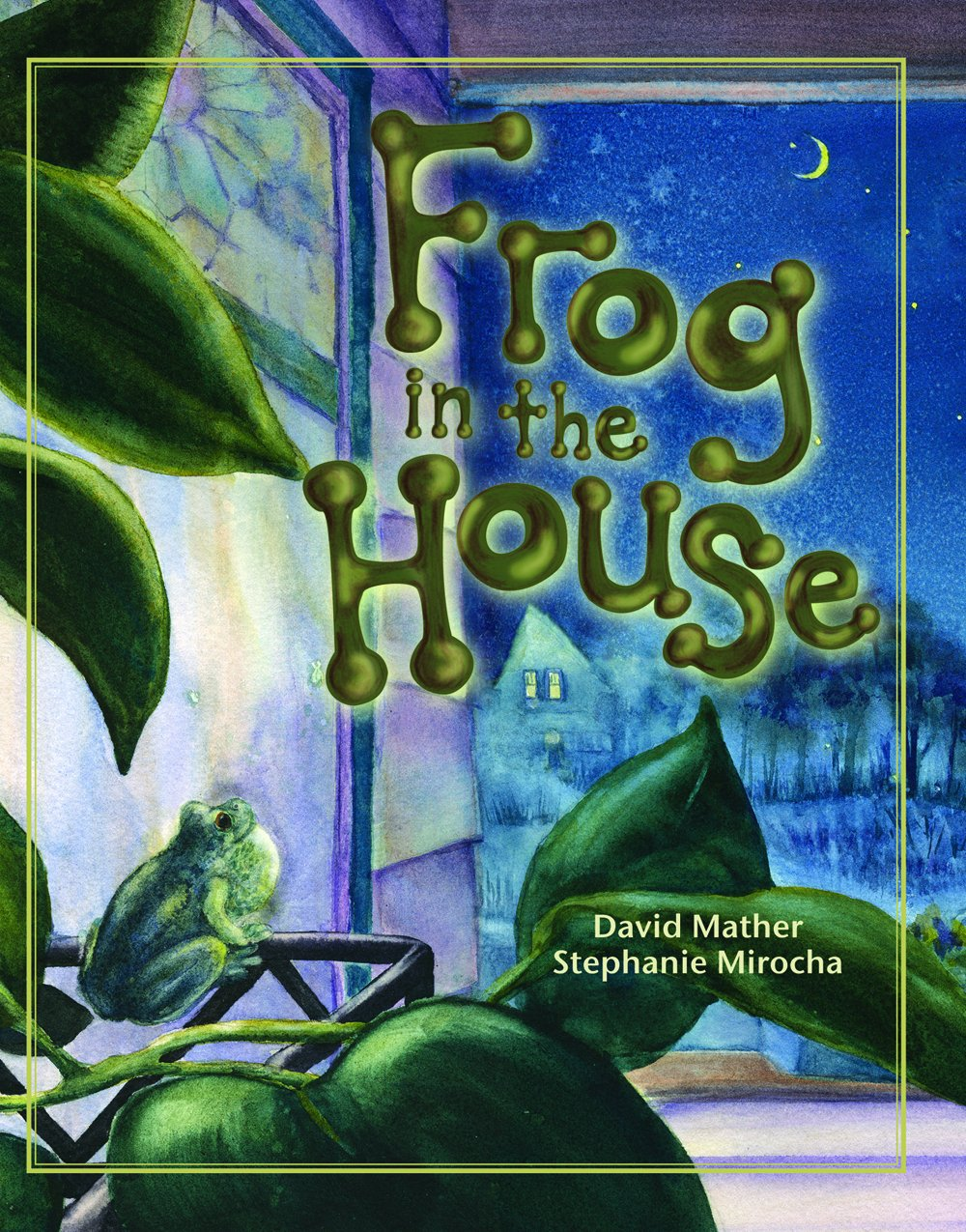 Read Online Frog in the House pdf