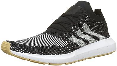 a763497601d9 adidas Herren Swift Run Primeknit Gymnastikschuhe Schwarz (Core Black Off  FTWR White)