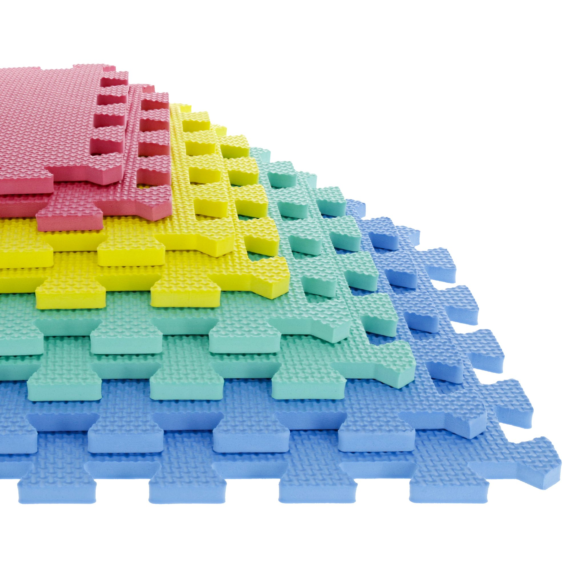 Galleon Foam Mat Floor Tiles Interlocking Eva Foam