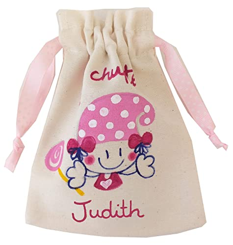 Bolsa Chupete personalizada Hada Piruleta: Amazon.es: Handmade