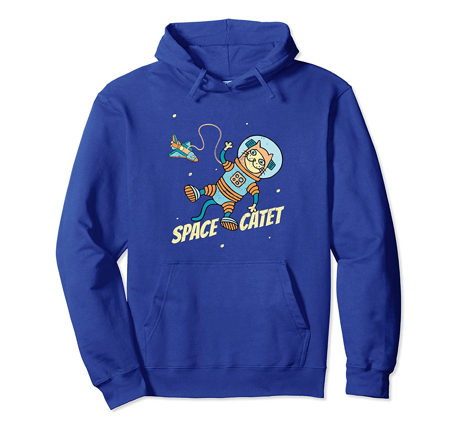 Astronaut Space Catet Hoodie for Cat Pet Owners & Lovers-AZP