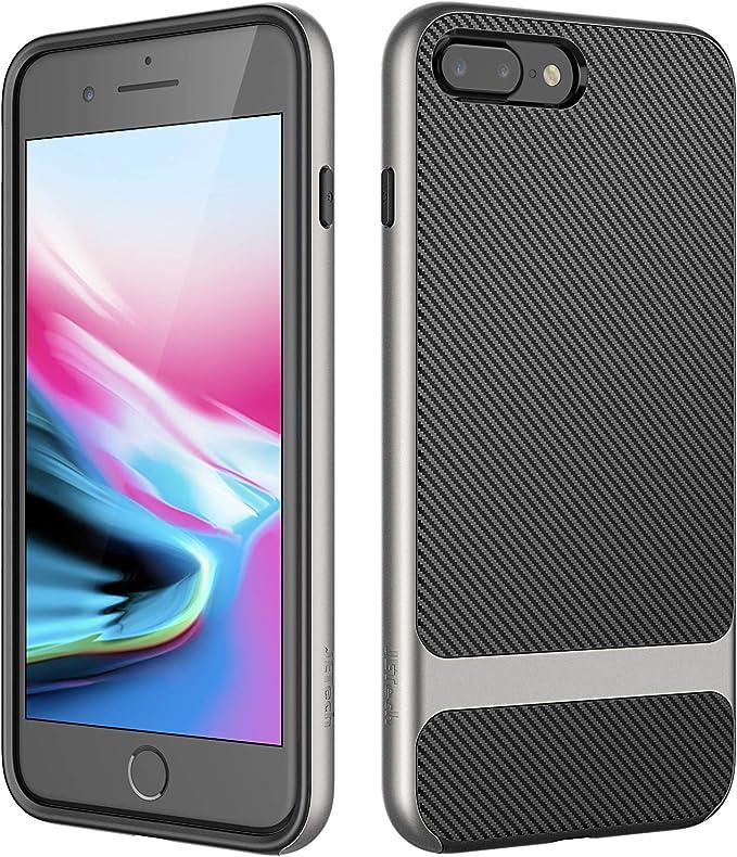 JETech Cover Compatibile iPhone 8 Plus / 7 Plus, Custodia con ...