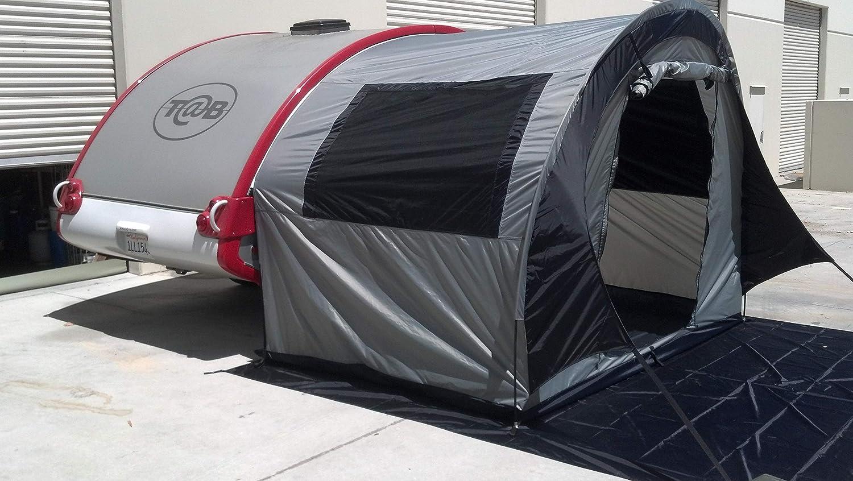PahaQue Teardrop Trailer Side Tent