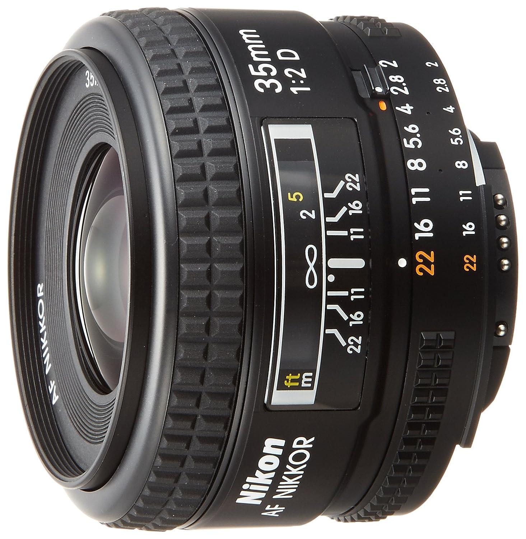Nikon 単焦点レンズ Ai AF Nikkor 35mm f/2D フルサイズ対応   B0000ACCGY