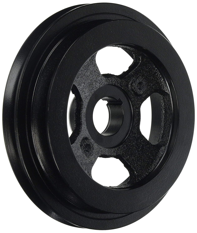 Jakoparts J1091015 Crankshaft Belt Pulley