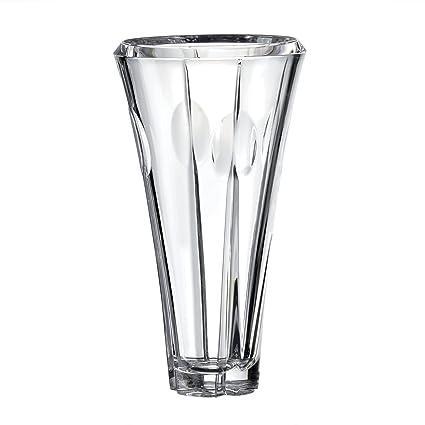 Amazon Lenox Gorham Hartfield Crystal Vase Home Kitchen