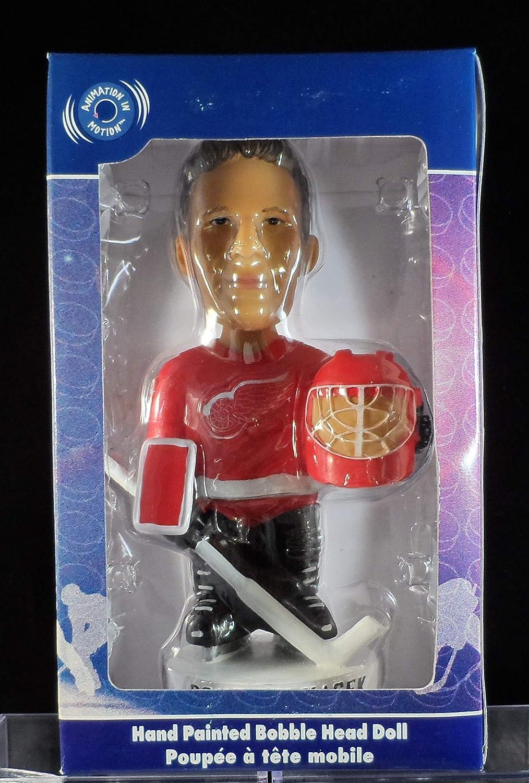 Bobble Dobbles Dominik Hasek Detroit Red Wings Bobblehead