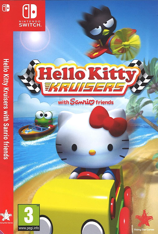 Hello Kitty Kruisers: Amazon.es: Videojuegos