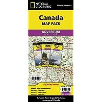Canada [Map Pack Bundle]