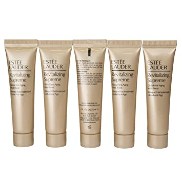 Com Estee Lauder Revitalizing Supreme Global Anti Aging Mask Boost Travel Size 2 5oz 75ml Set 5 S 15ml Each By Beauty