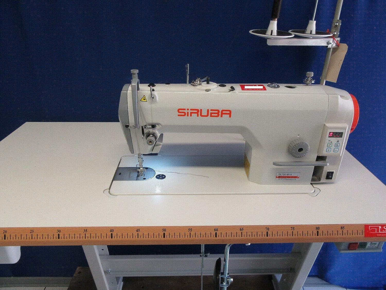 Siruba DL730-M1A - Máquina de Coser Industrial (220 V, Motor ...