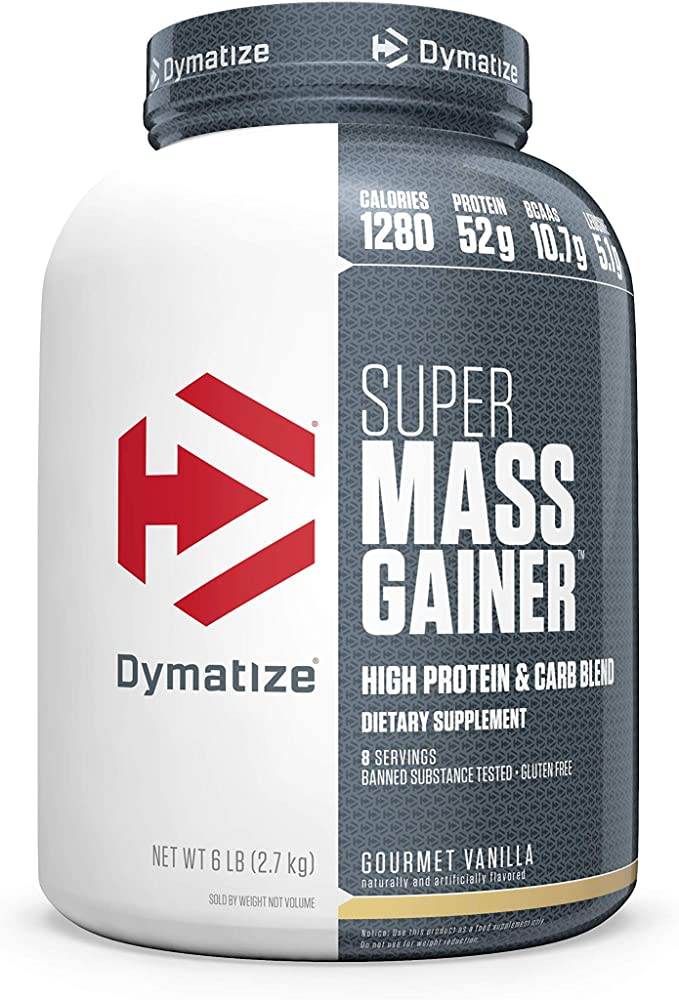 Dymatize Super Mass Gainer Protein Powder
