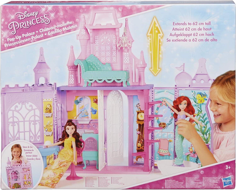 Disney Princess - Castillo Maletín (Hasbro E1745EU4) , color/modelo surtido