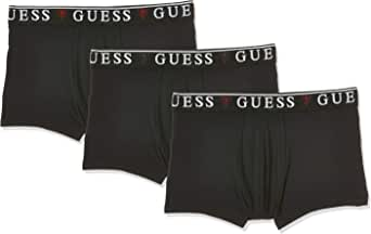 GUESS Mens 3Pack Boxer Trunk