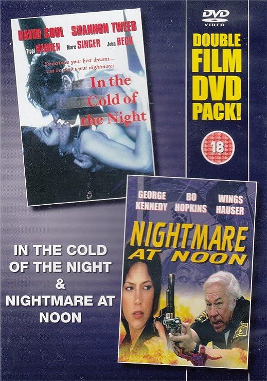 Pack de dos películas en DVD:«In the cold of the night» y «Pesadilla en Canyonland» (no se garantiza que las películas incluyan idioma español): Amazon.es: Electrónica