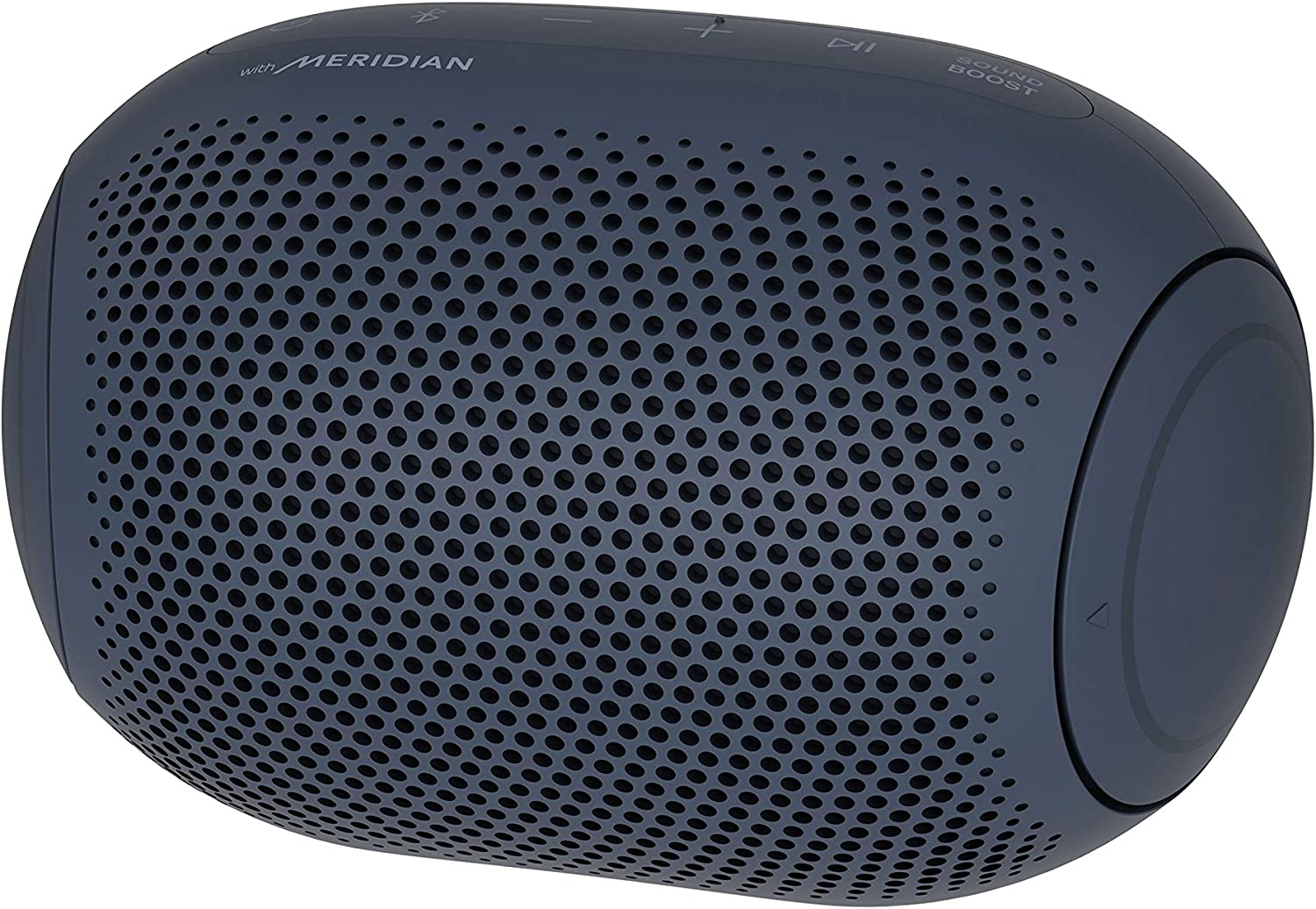 LG PL2 XBOOM Go Water-Resistant Wireless Bluetooth Party Speaker with Up to 10 Hours Playback – Black