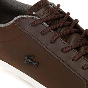 Lacoste Lerond 318 2 CAM, Zapatillas para Hombre, Marrón (Dk BRW ...