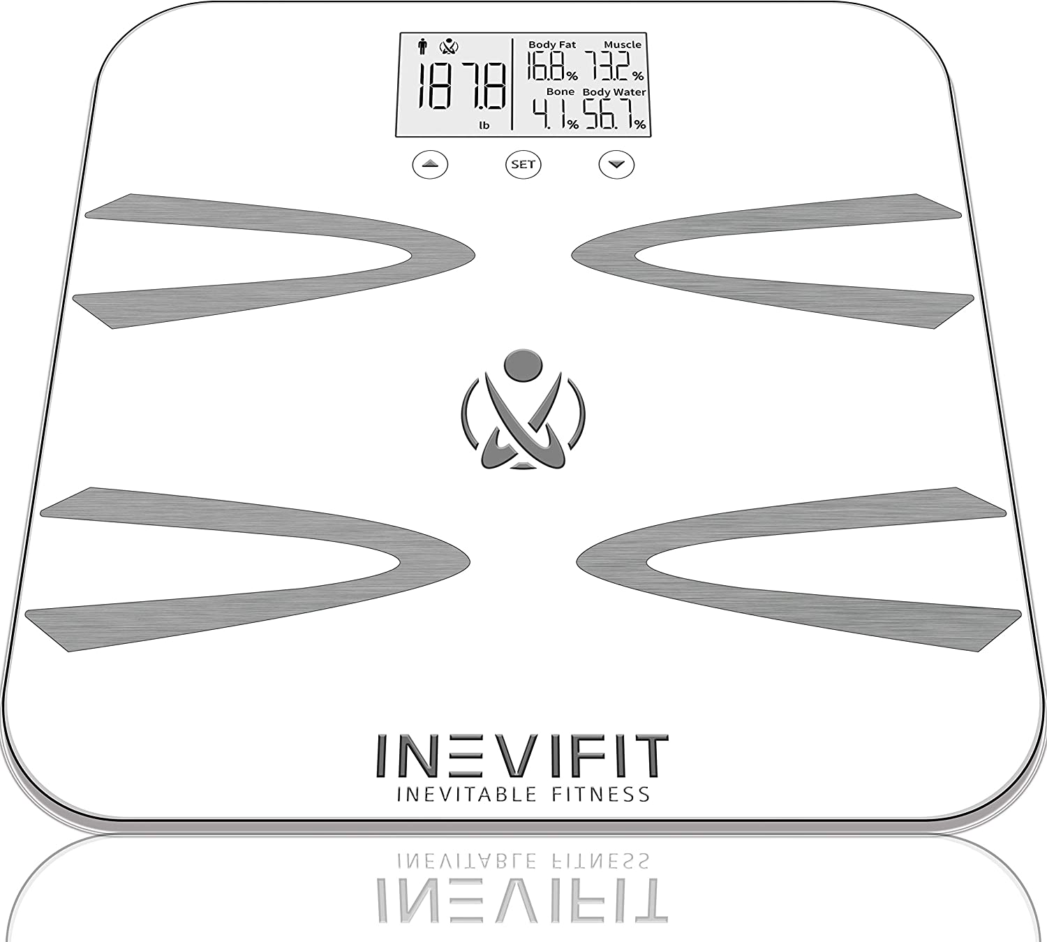 INEVIFIT Body-Analyzer Scale