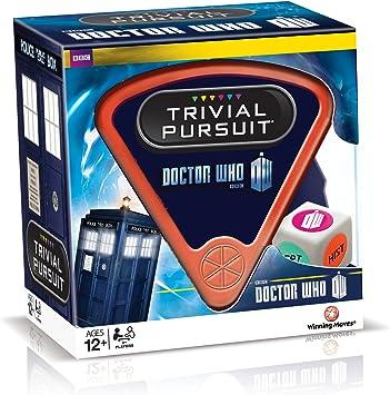 Winning Moves - Juego de Mesa Doctor Who, para 2 o más Jugadores (21050) [Importado]: Amazon.es: Juguetes y juegos