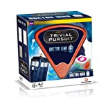 Doctor Who Trivial Pursuit Game