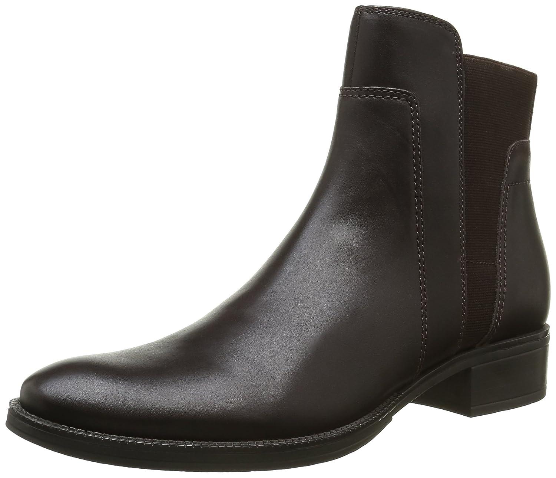 Marrón (Coffee C6009) Geox mujer Meldi botas, botas Chelsea para mujer