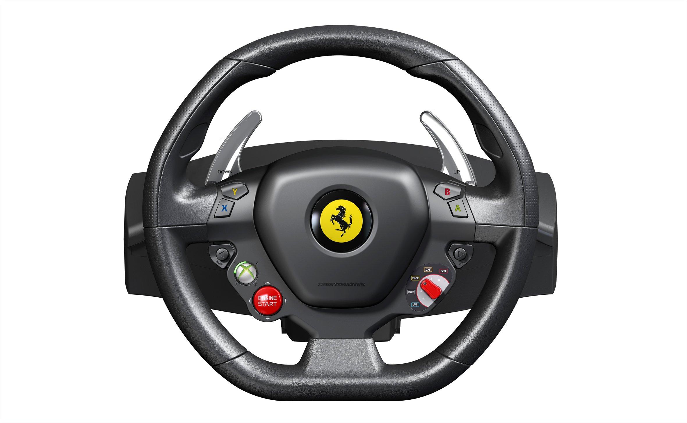 Thrustmaster Ferrari  Racing Wheel For Xbox