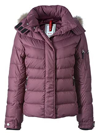 best sneakers 45f6c 40427 Bogner Fire + Ice Damen Outdoorjacke SALE-DP, black currant ...