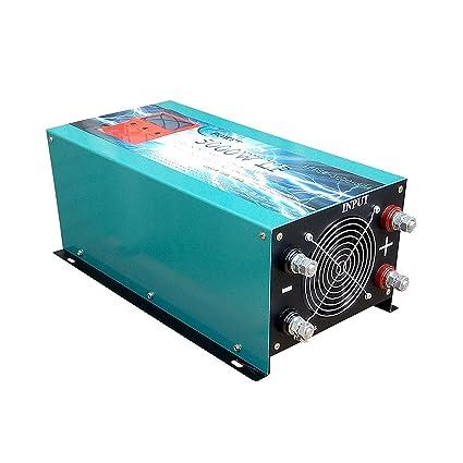 POWER JACK Inverter Pure Wave 5000w Onda Pura Convertidor ...