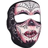 ZANheadgear Full Mask (Multi, One Size) (Neoprene, Sugar Skull)