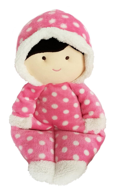 NEO+ Bebé de Peluche para microondas Color Rosa 200501: Amazon.es ...