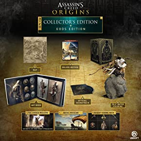 Assassin's Creed Origins GODS Collector's Edition - Xbox One