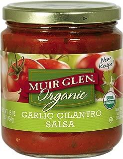 product image for Muir Glen Organic Medium Salsa Garlic Cilantro - 16 oz