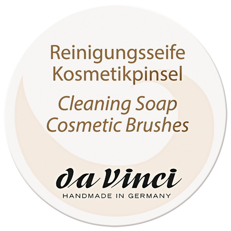 Da Vinci REINIGUNGSSEIFE FÜR KOSMETIKPINSEL & BEAUTYBLENDER , 40g , vegan ,  1 Stück: Amazon.de: Beauty
