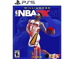 NBA 2K21 - PlayStation 5 Standard Edition