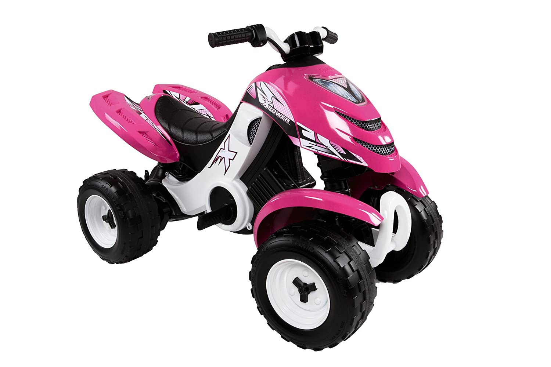 rosa Elektronisches X-Power Quad Smoby 33049